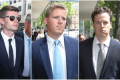 Bail extended for trio accused of savage bashing outside MCG