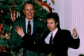 Inside George H.W. Bush's unlikely friendship with Dana Carvey