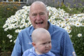 Secret Service shares photo of the time George H.W. Bush shaved his head for agent's son with leukemia
