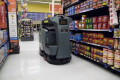 Walmart's latest hire: Robotic janitors that clean floors and collect data