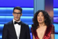 Sandra Oh, Andy Samberg to host the 2019 Golden Globes next month