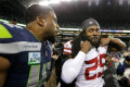 Sherman thinks 49ers have a great quarterback, just need him healthy