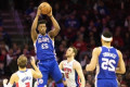 Jimmy Butler injury update: 76ers star leaves game vs. Pistons with strained groin