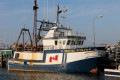 Crew rescued after fishing boat sinks off Nova Scotia
