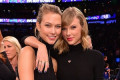 Gigi Hadid wishes Taylor Swift a happy 29th birthday on social media... while Swift 'bestie' Karlie Kloss forgets to send her love