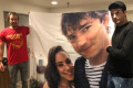 Ashton Kutcher And Mila Kunis Gift Dax Shepard And Kristen Bell Hilarious Christmas Shower Curtain