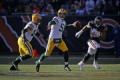 Packers QB Aaron Rodgers tweaked groin in loss to Bears
