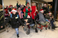 'Magical moment': Chernobyl children touch down for 'special' Christmas