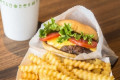 Shake Shack Is Handing Out Free Cheeseburgers for the Next Week