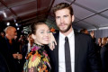 Liam Hemsworth Gushes Over Miley Cyrus After Surprise Wedding: 'My Love'
