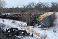 2 freight trains derail east of Portage la Prairie, Man.