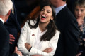 There's a hidden reason why Alexandria Ocasio-Cortez wore a white jumpsuit to her congressional swearing-in ceremony