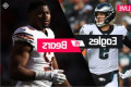 Eagles vs. Bears: Score, live updates, highlights from NFC wild-card battle