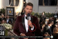 'Everyone just ignores that he was one of the accused men last year? SURE OK': Twitter lashes out at Ryan Seacrest as he sports a #TimesUp bracelet on the Globes carpet despite allegations of sexual harassment by his stylist last year