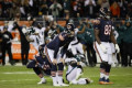 Listen to Rickie Ricardo's sensational Spanish call of Cody Parkey's missed field goal