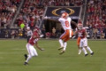 Clemson WR Justyn Ross makes two spectacular catches in the third quarter vs. Alabama
