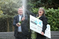 EuroMillions winner Frances Connolly splashes the cash to save her sister's home