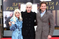 Lady Gaga and Bradley Cooper Cheer On Costar Sam Elliott at His Hand and Foot Imprint Ceremony