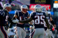 Patriots blow out Chargers to reach 8th straight AFC championship game