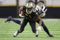 Saints win sets up gumbo date between Marcus Peters, Sean Payton