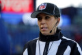 Sarah Thomas 1st female on-field NFL playoff game official