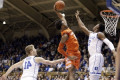 Battle, Syracuse upset No. 1 Duke 95-91 in OT