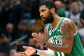 Celtics star Kyrie Irving says he'll never 'question my teammates in public like that ever again'