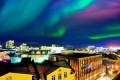 Iceland Officials Say Tourists Watching Northern Lights Causing Car Crashes