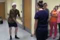 Teen Celebrates Being Discharged From Hospital With Floss-Off Dance Challenge