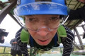 Jimmy Fallon 'Almost Died On A Zip Line' In Puerto Rico