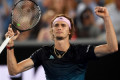 Alexander Zverev edges Jeremy Chardy in five-set thriller to claim place in Australian Open third round