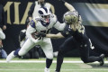 Rams head to Super Bowl with C.J. Anderson, not Todd Gurley, carrying the load