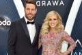Pregnant Carrie Underwood and Husband Mike Fisher Adopt a New Puppy