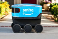 Amazon starts testing its 'Scout' delivery robot