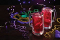 Applebee's new dollar drink is Mardi Gras-inspired and comes with beads