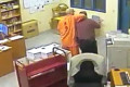 Dramatic video captures Arizona inmate taking librarian hostage at prison