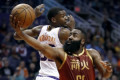 Harden scores 44 points, Rockets beat Suns 118-110