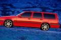 When Volvo Built a Turbo Five-Cylinder Performance Station Wagon