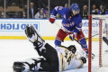 Bruins give one away to Rangers