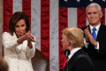 'She knows': Nancy Pelosi's daughter reacts to mother's viral clap at Trump during SOTU