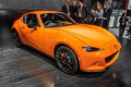Mazda Miata Celebrates 30th Anniversary With Orange Special Edition