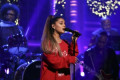 Ariana Grande Wins Grammy But Isn't There To Accept It