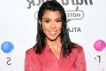 Kourtney Kardashian Shares Adorable Pics of Daughter Penelope's First Haircut
