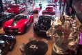 This Is The Ultimate Ferrari Mancave