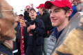 Investigation finds no evidence of 'racist or offensive statements' by Covington Catholic students during incident on Mall that went viral