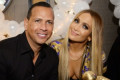 Jennifer Lopez Recalls Her First Romantic Valentine's Day With Alex Rodriguez