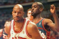 Gary Payton trash talked Ron Harper while they helped kids do crafts