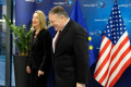 Pompeo stresses importance of U.S. friends, a day after Pence blasted key allies