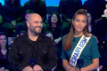 Laurent Baffie mouché par Vaimalama Chaves (Miss France 2019) dans Les Terriens du Samedi (VIDEO)