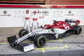 Alfa Romeo unveils Formula 1 car for new season